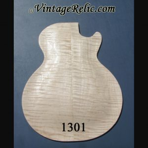 #1301 Carved Maple Top [SOLD]