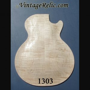 #1303 Carved Maple Top [SOLD]