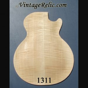 #1311 Carved Maple Top [SOLD]