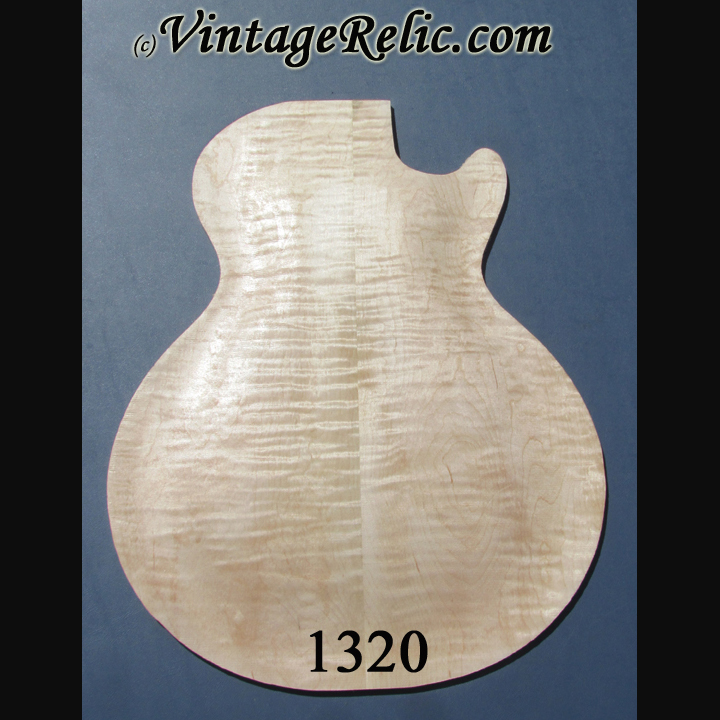 Carved maple top sold vintage relicguitar relic