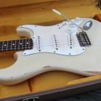"""Fender Strat """"'62 Blonde"""""""