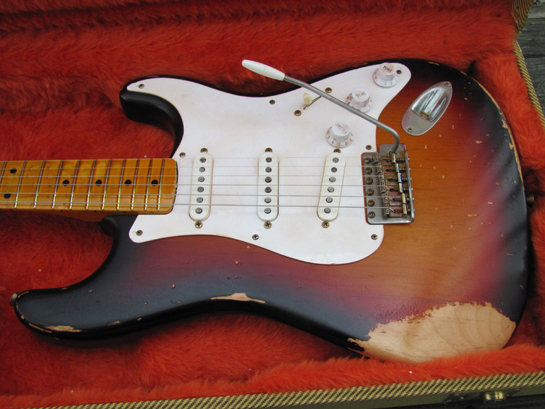 strat switch wiring fender strat quot 57 heaven quot vintage relicguitar relic ing alston with 5 way strat switch wiring diagram