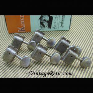 Kluson Tuners (1956-1964) Single Line [aged]