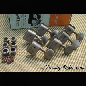 Kluson Tuners (1950-1955) No Line [aged]