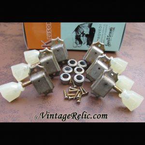 Kluson Tuners (1956-1959) 3L3R [aged]