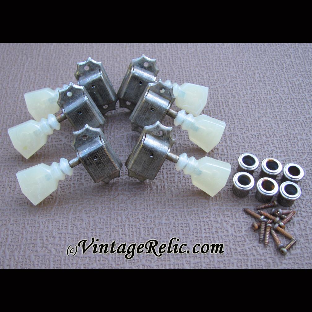 les paul custom wiring kluson tuners 1960 1964 3l3r vintage
