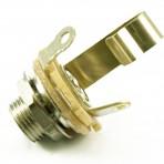 Switchcraft 1/4 inch Jack (mono) [new]