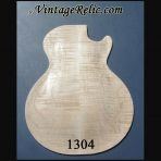 #1304 Carved Maple Top [SOLD]