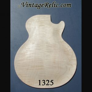 #1325 Carved Maple Top [SOLD]