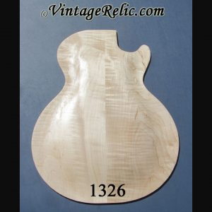 #1326 Carved Maple Top [SOLD]