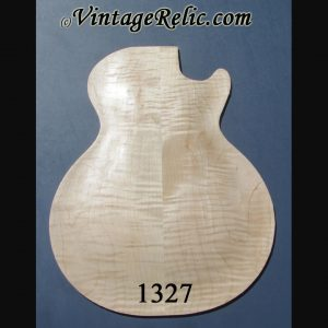 #1327 Carved Maple Top [SOLD]