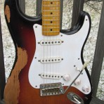 "Fender Strat ""57 Hot Tex"""