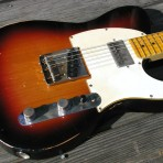 "Fender USA Tele ('60s ""SuperHotRod"")"