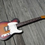 "Fender USA Tele (""62 Sunburst"")"