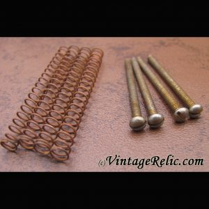 Humbucker Mounting Screws [aged]