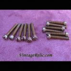 Humbucker Polepiece Screws [aged]