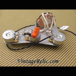 Strat: Orange Drop 715P .047uF
