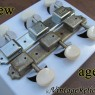 Kluson Tuners (1956-1964) 3/Plate [aged]