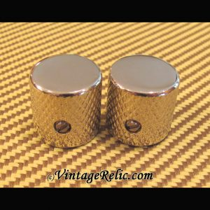 Flat top Knobs ('60s) for Fender Tele Pbass [new]