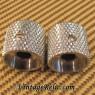 Domed Knobs ('50s) for Fender Tele Nocaster [new]