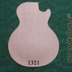 #1321 Carved Maple Top [SOLD]