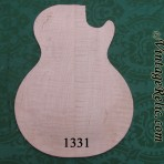 #1331 Carved Maple Top [SOLD]