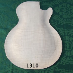 #1310 Carved Maple Top [SOLD]