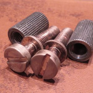 Tailpiece Studs / Bushings for Gibson [aged]